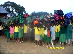 backpacks Bungoma