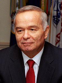 (Islam Karimov/Photo courtesy Wikipedia)
