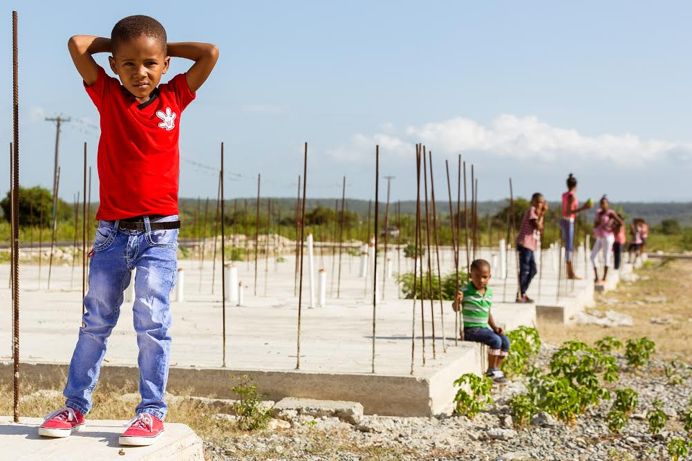 Community transformation in the Dominican Republic