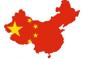 (china)