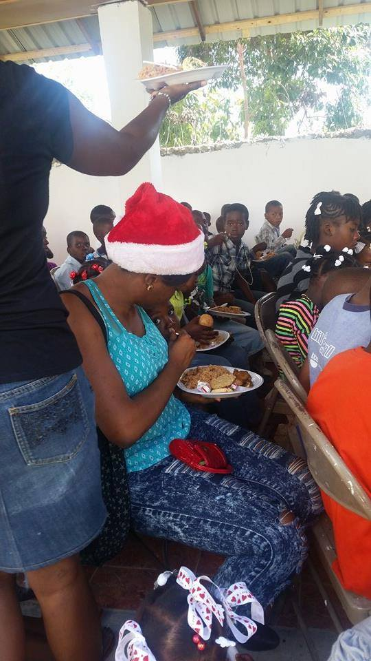 Haiti: of poverty and the hope of Christmas
