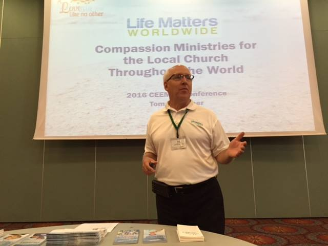Ministry helps with pro-life training in countries with high abortion rates