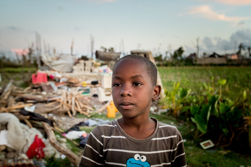 Help needed for Haitian churches in wake of Matthew