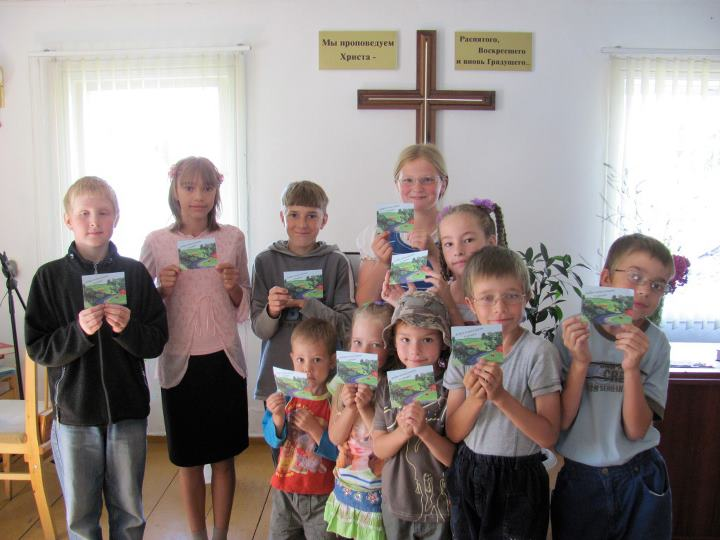 Summer camps bring Gospel to former Soviet Union