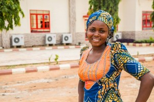 *Hannah was kidnapped by Boko Haram and escaped. Her story reminds us that these attacks are very common. (Photo courtesy of Open Doors USA).