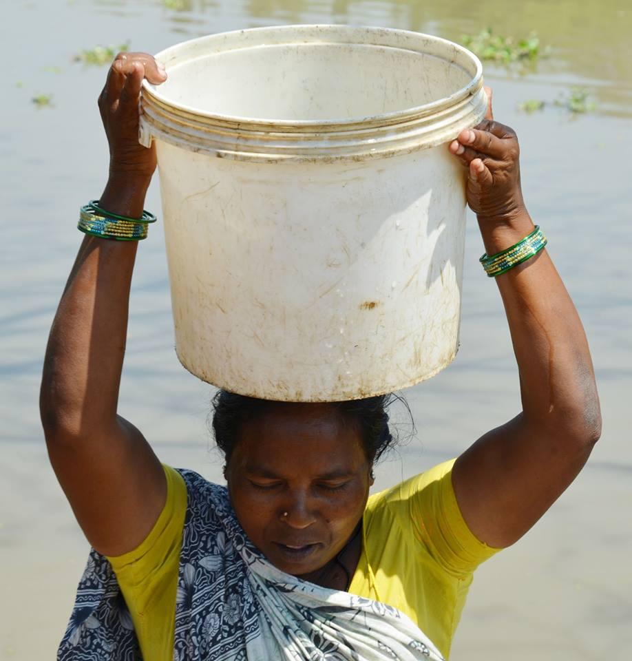 Clean water becomes battleground