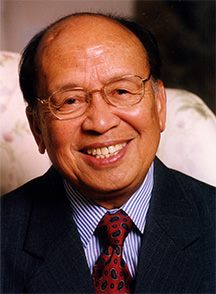 Dr. Rochunga Pudaite, founder of Bibles For The World (Photo courtesy of Bibles For The World via Facebook)