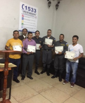 Guatemalan prison guards, police gather to study the Bible