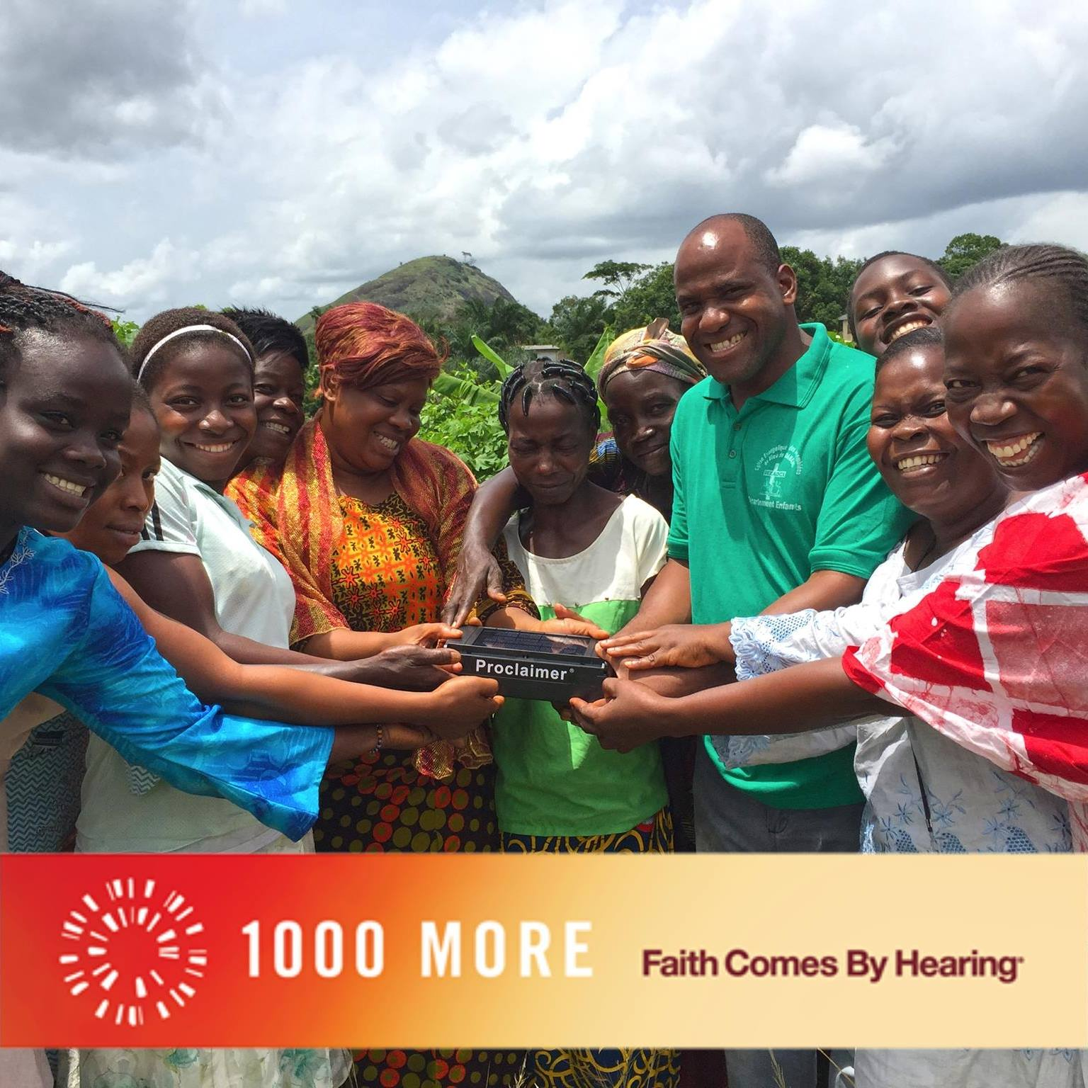 '1,000 More' campaign propelling the Great Commission