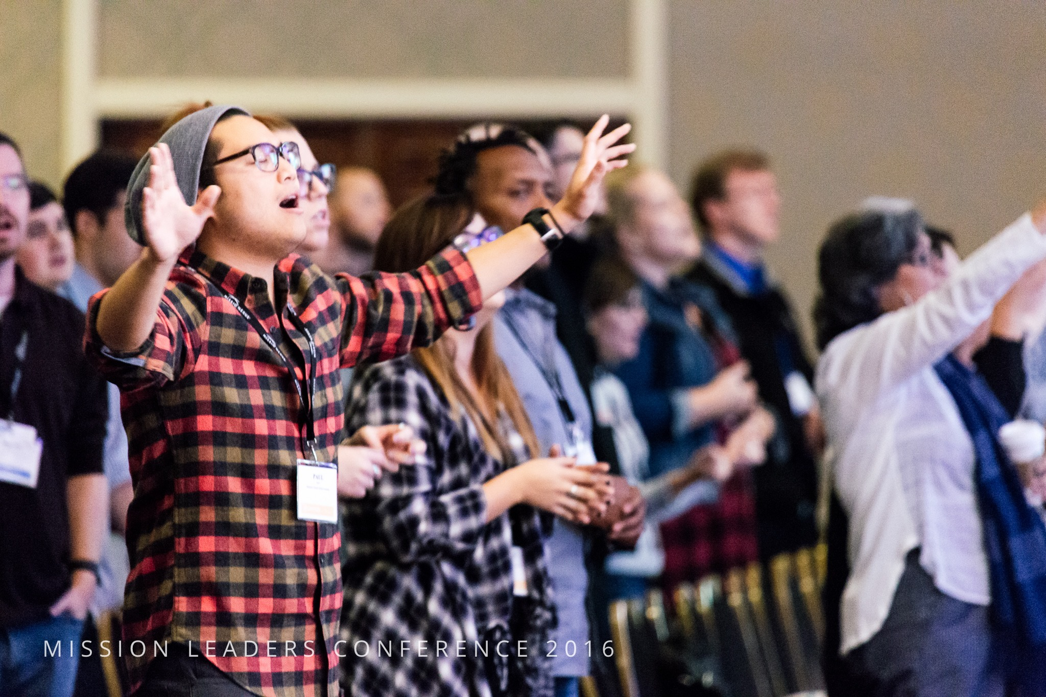 Unity and collaboration at Mission Leader Conference