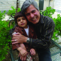 Pastor Behnam Irani (Photo courtesy of Voice of the Martyrs)