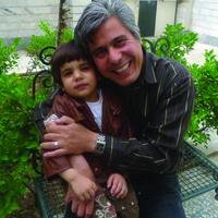 Pastor Behnam Irani (Photo courtesy of Voice of the Martyrs)