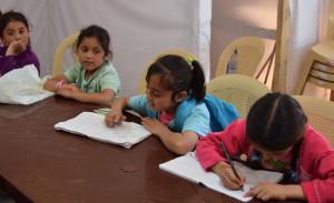 Photo Courtesy Tent Schools International