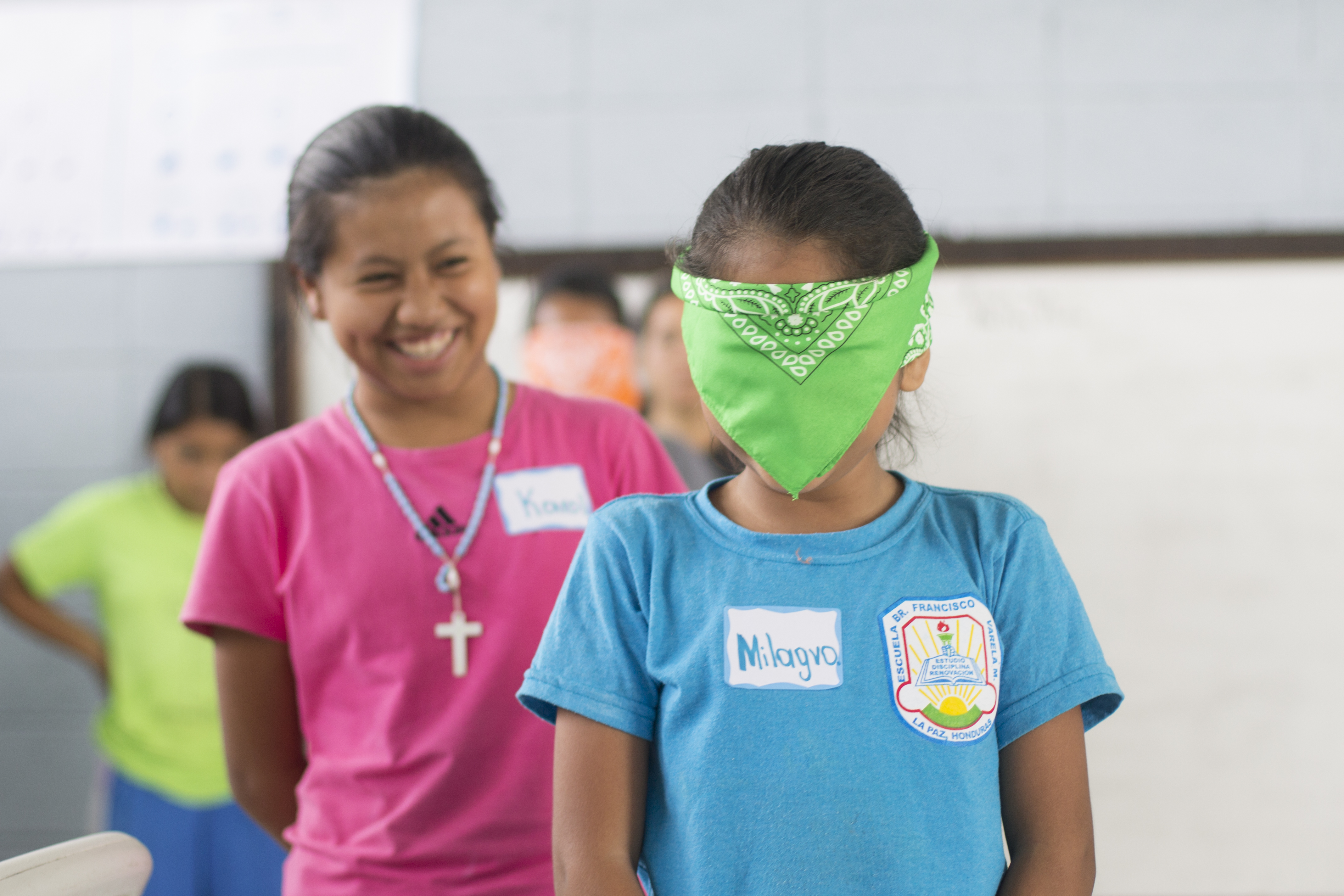 In Honduras, therapeutic play brings healing for orphans