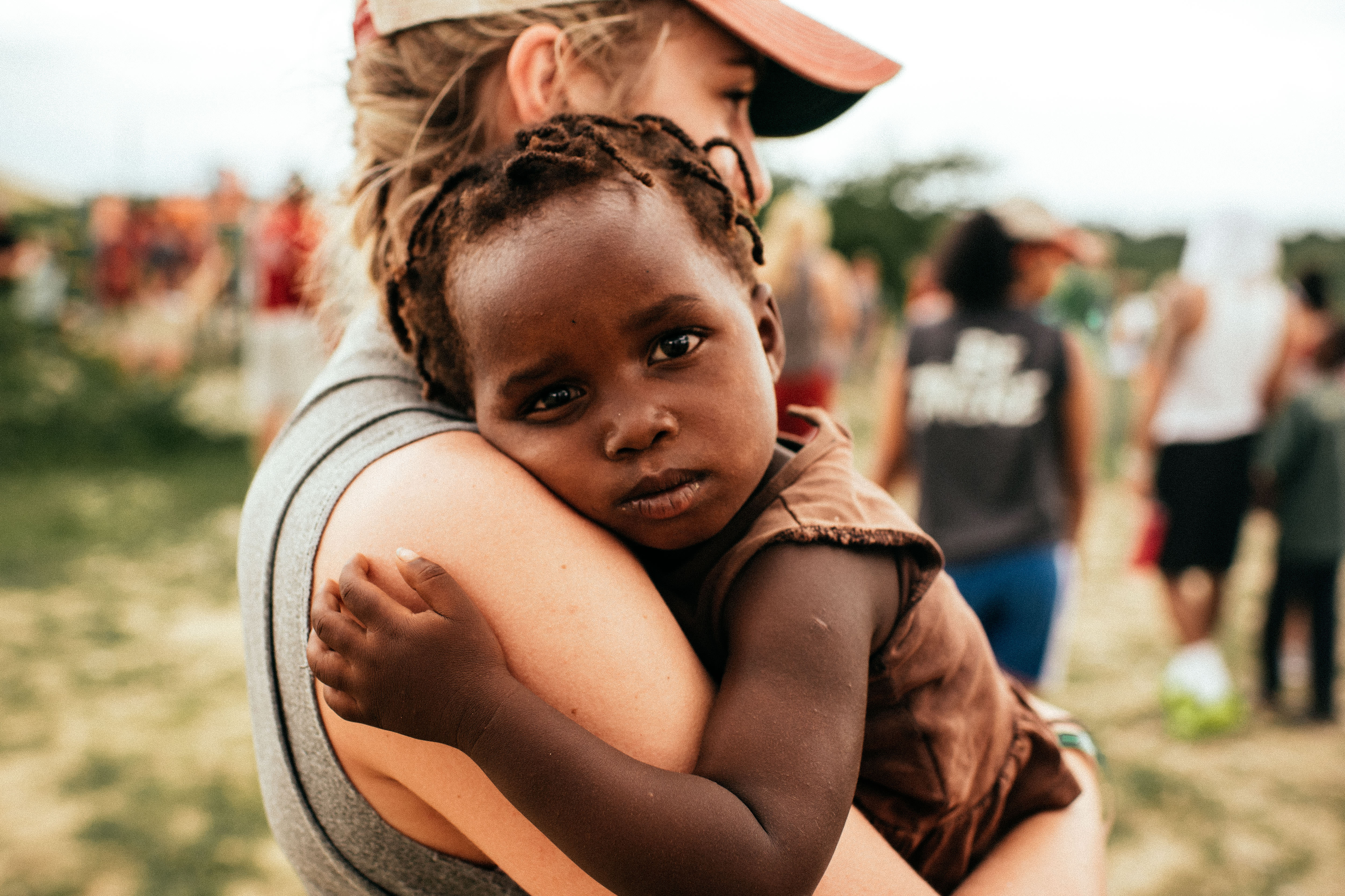 The gift of giving in Haiti