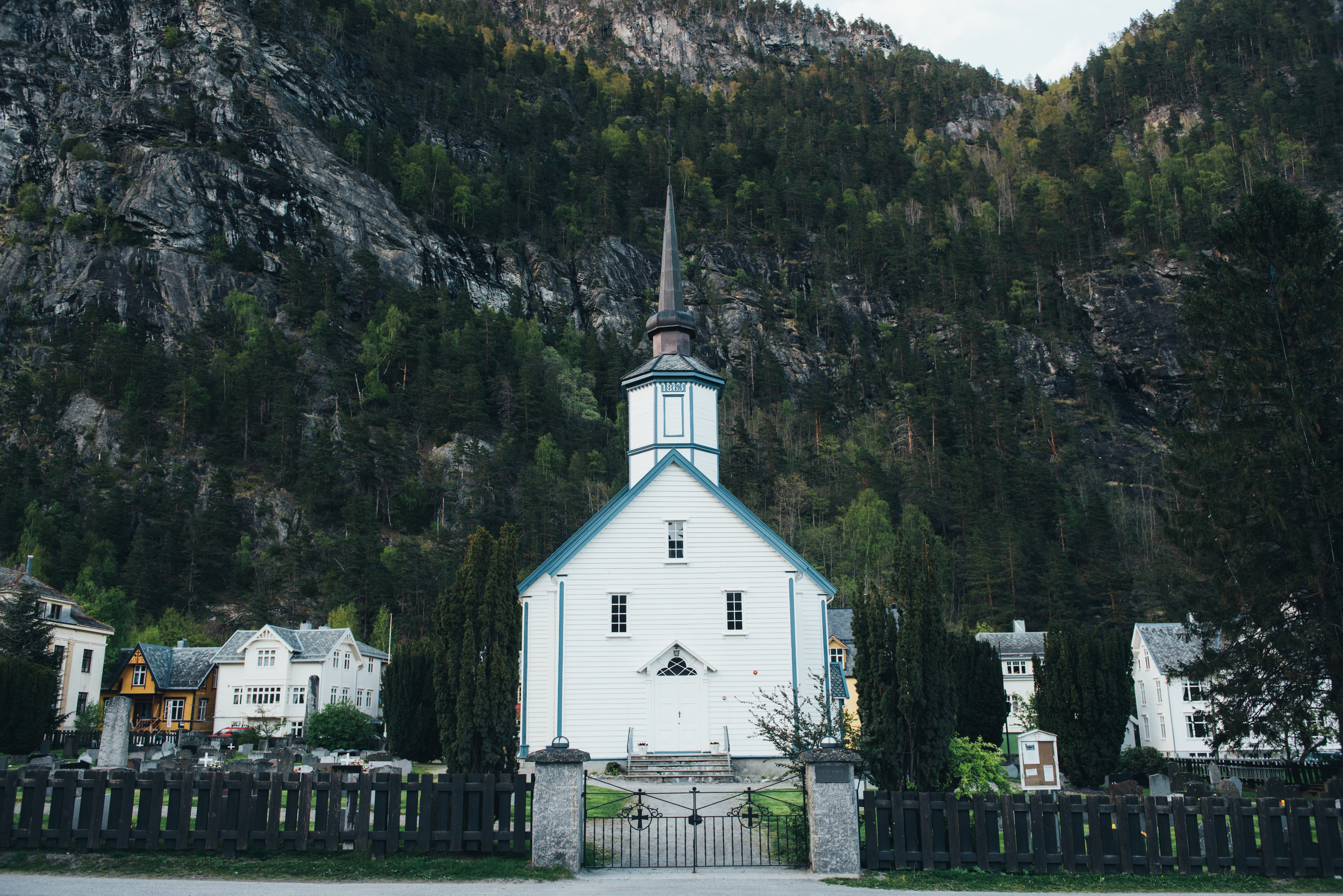 Sister churches needed for Abkhazian congregations