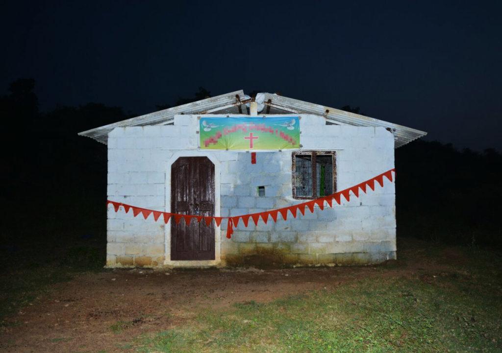 Despite vandalized church, pastor's ministry spurs on