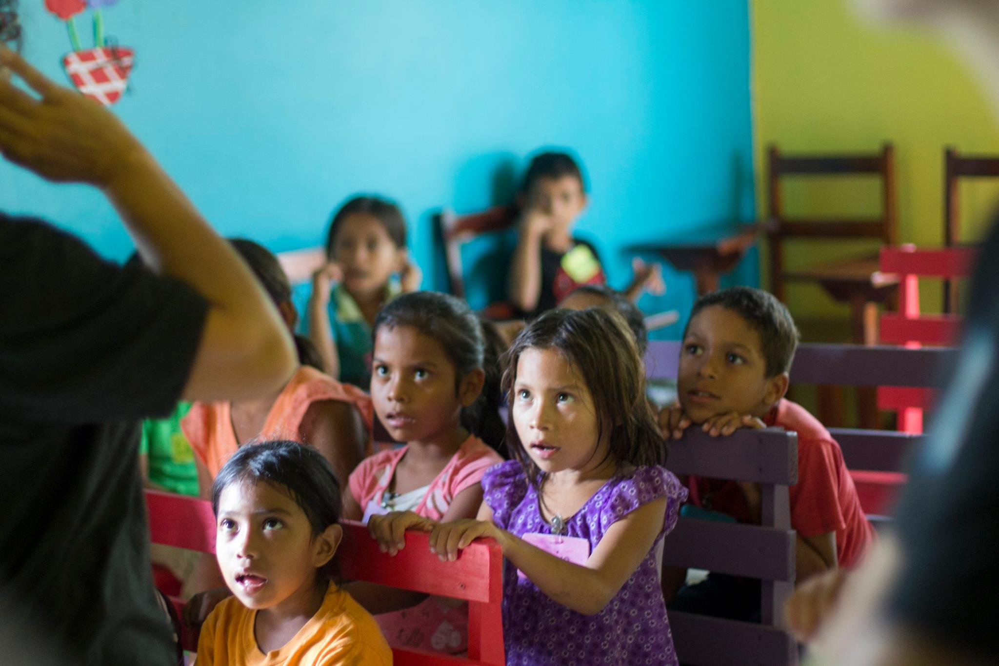 Faith, food, and a good foundation for kids in La Paz