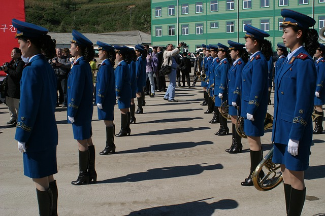 North Korea: a spiritual battle