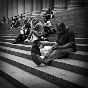 Old Pennstation, now a NY Post office. Taken by Frederic-JG Blanque : www.frederic-JG.com