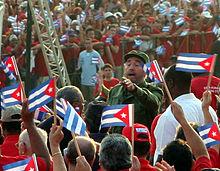 Fidel Castro (Photo courtesy of Wikimedia Commons)