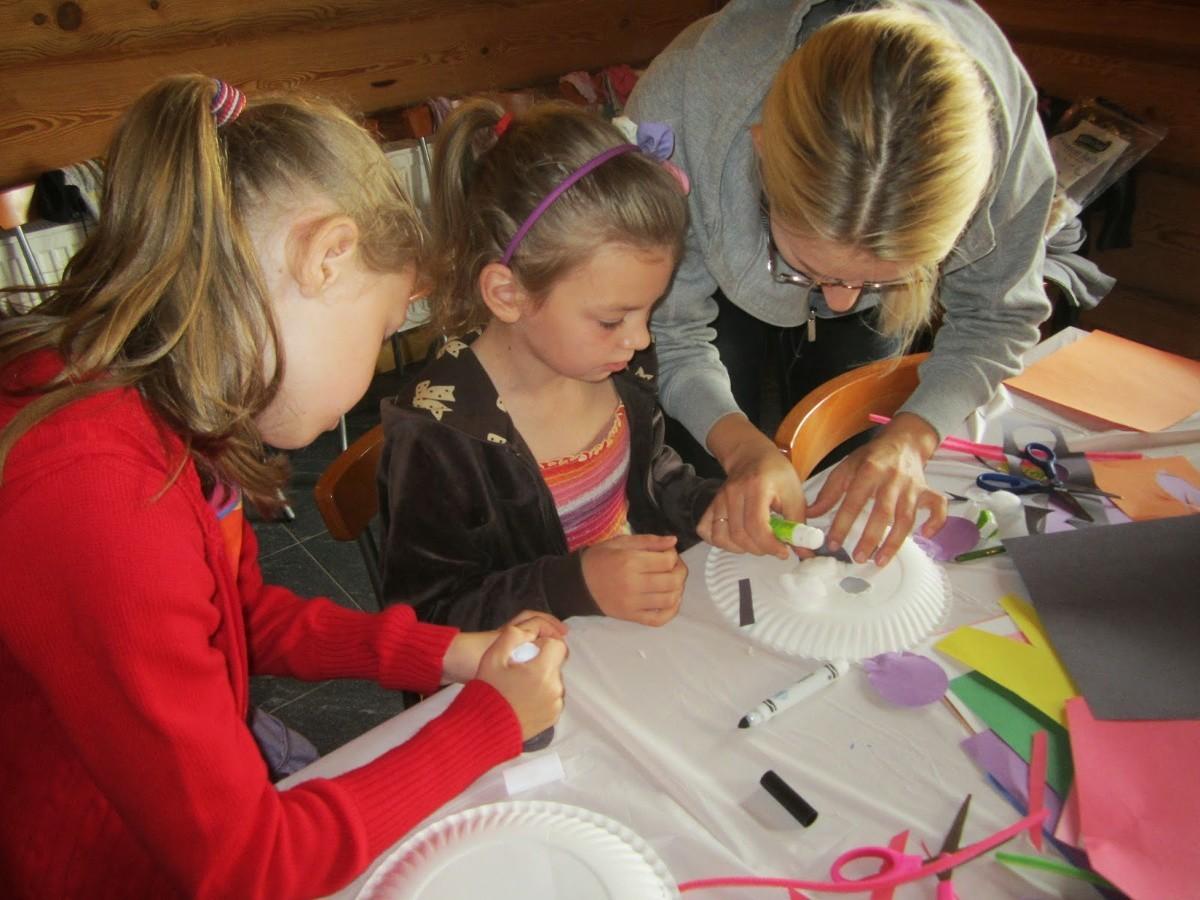 Latvia: Bringing joy to children in need
