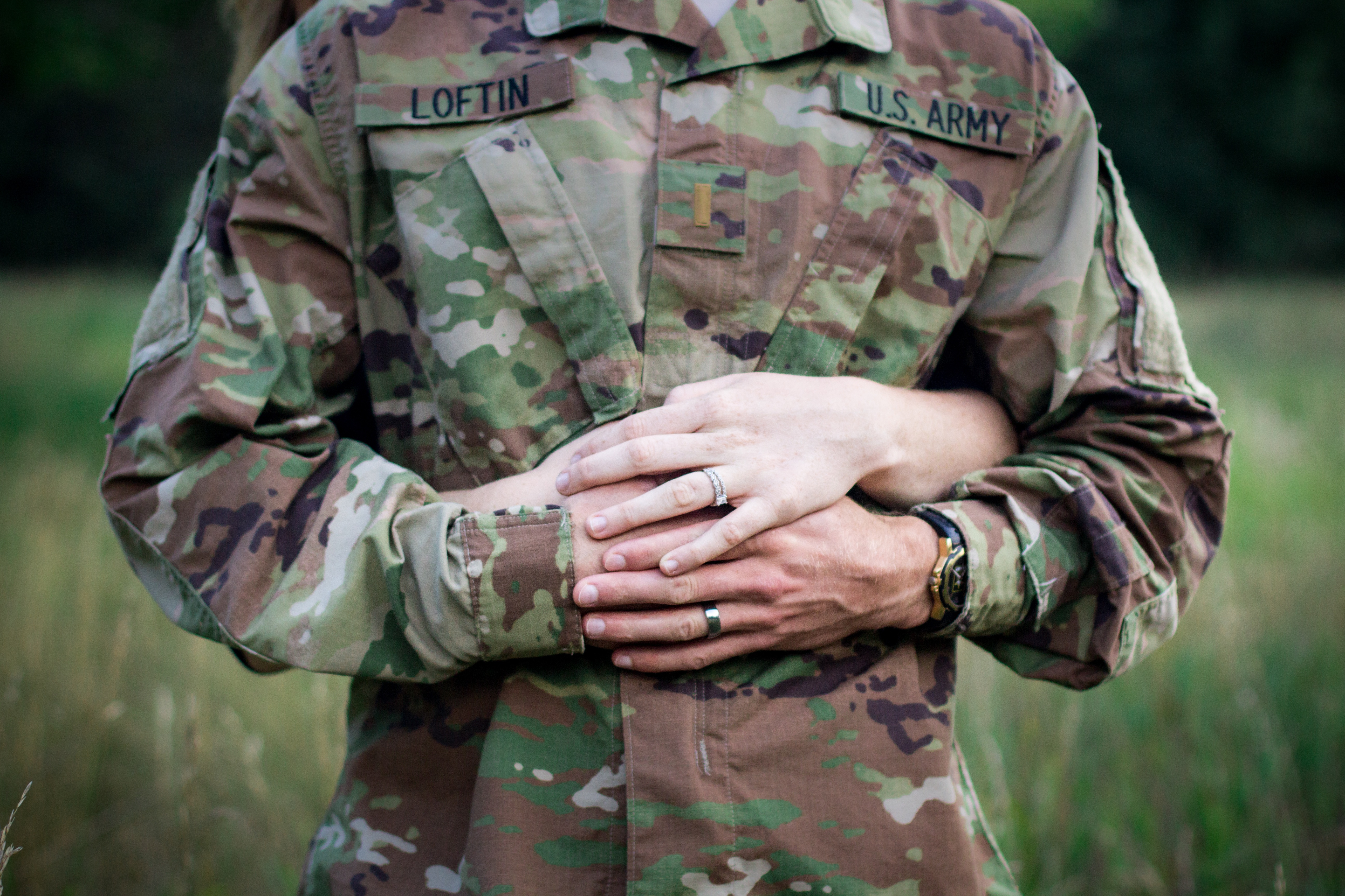 When your military spouse struggles to adjust to civilian life
