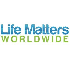 (Logo courtesy of Life Matters Worldwide)