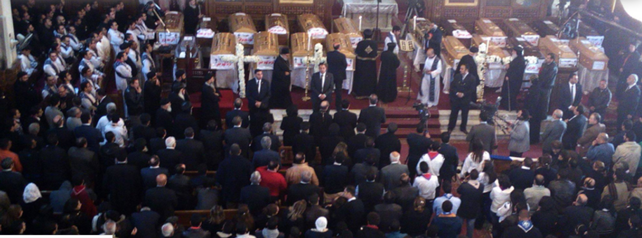 ISIS hits Egypt; claims church bombing