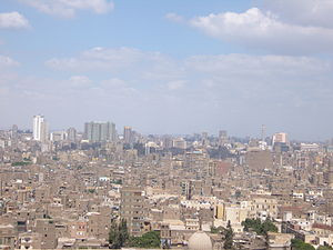 (Cairo photo courtesy Wikipedia)