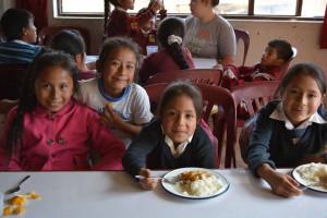AMG in Peru (Photo courtesy of AMG International).