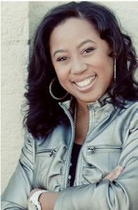 Chrystal Evans Hurst is an author and blogger encouraging women in their walk with God (Photo courtesy of Wycliffe USA).