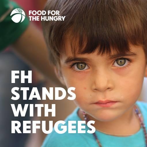 Audacious compassion for refugees, bold prayers for wisdom