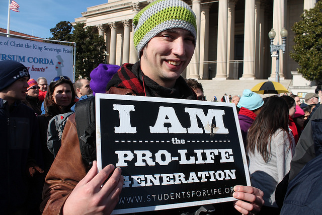 Gallup reports American views are becoming more pro-life