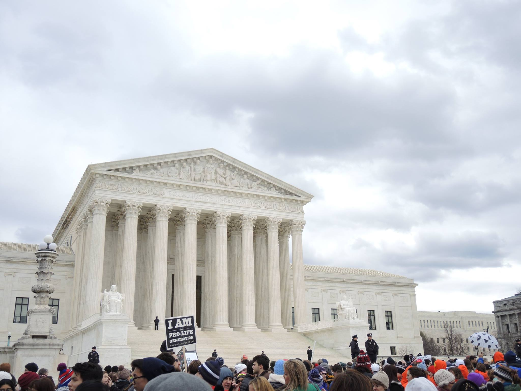 Supreme Court ruling on pregnancy centers encourages pro-life movement