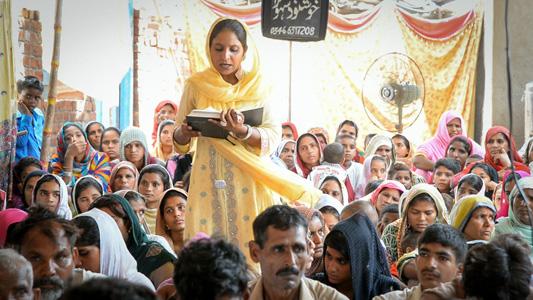 Easter terrorist attack foiled in Pakistan