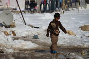refugees winter Rana Sweidan