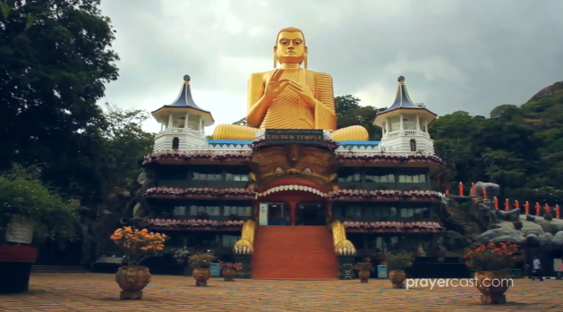 (Capture of Sri Lanka courtesy Prayercast)