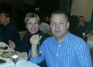 U.S. pastor has been imprisoned in Turkey for one year