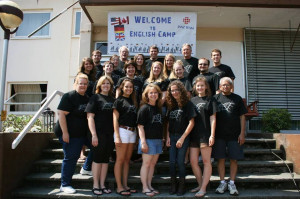 English Camps Germany