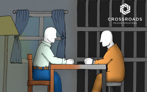 (Photo Courtesy Crossroads Prison Ministries via Facebook)