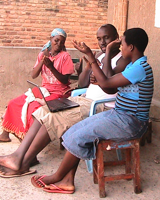 Deaf church planters see change in Uganda
