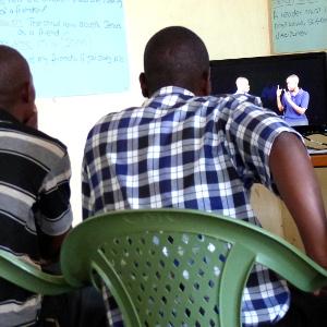 Deaf churches find healing in Scripture