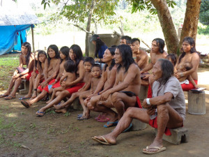 (Photo Courtesy TWR) Waiãpi people