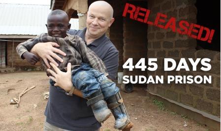 Czech Christian worker freed, two still imprisoned in Sudan