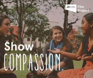 (Photo courtesy of The JESUS Film Project via Facebook)