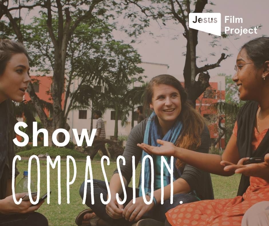 31 Days of Compassion: eternal healing for women