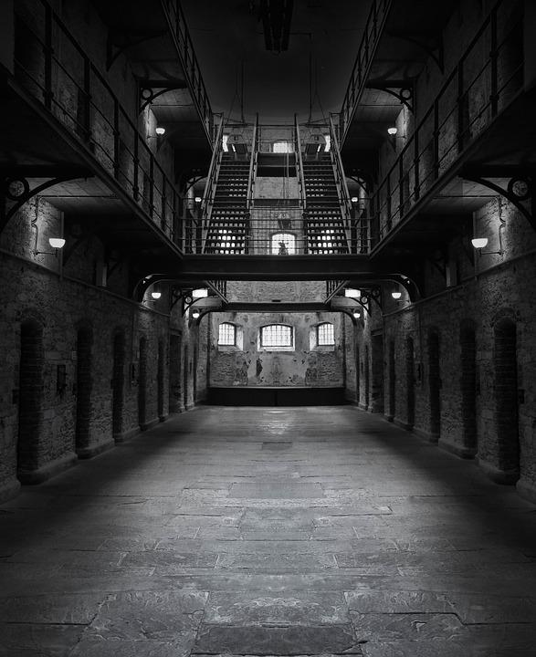 Forgiveness sets the prisoners free