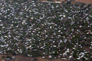 refugee camp; refugees; Dadaab, Kenya