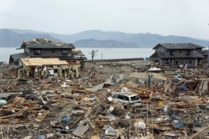 triple disaster japan